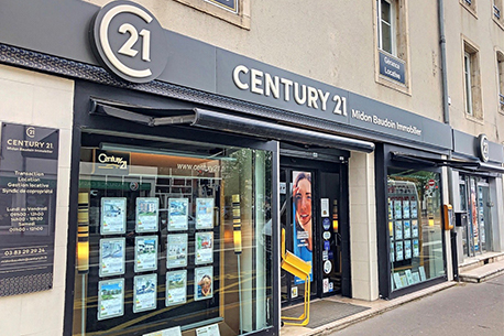 Agence immobilière CENTURY 21 Midon Baudoin Immobilier, 54130 ST MAX